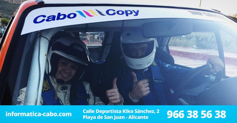 Patrocinadores de Víctor Hernández de Racing AX