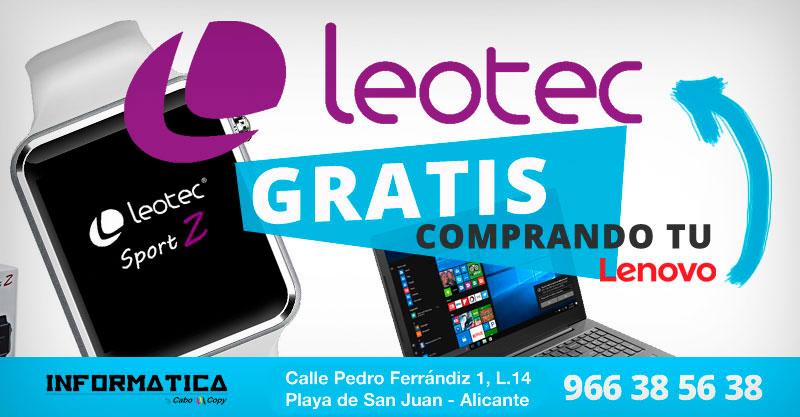Smartwatch Leotec Sport Z Grátis